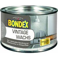 Bondex Vintage Wachs Metallic gold 0,25 l - 377897