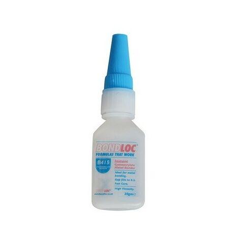 Bondloc B415-20 High Viscosity Cyanoacrylate 20g
