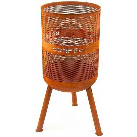 Bonfeu BonVes 45 - Brasero - rouillé
