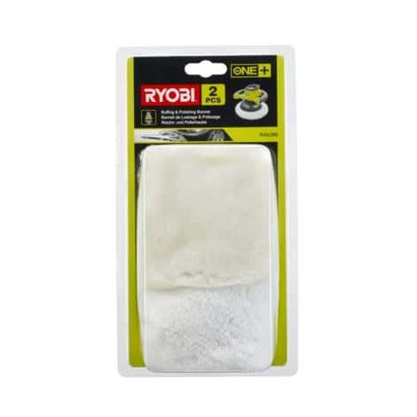 Bonnet polishing and buffing polisher for Ryobi R18b-0 OnePlus RAK2BB