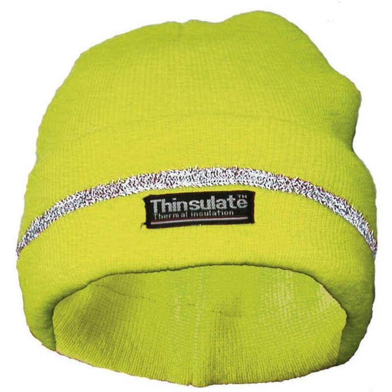 14296b27ed Bonnet tricoté jaune fluo UPIXX 40312 -