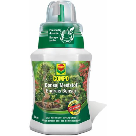 Bonsai fertilizante Compo - 250ml