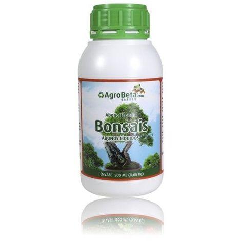 BONSAIS 500 ML - ABONO LIQUIDO ESPECIAL
