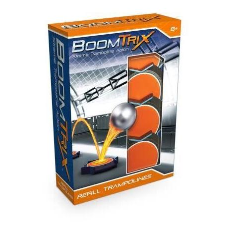 BOOMTRIX Recharge Trampolines + billes - Circuit a billes - Modelco