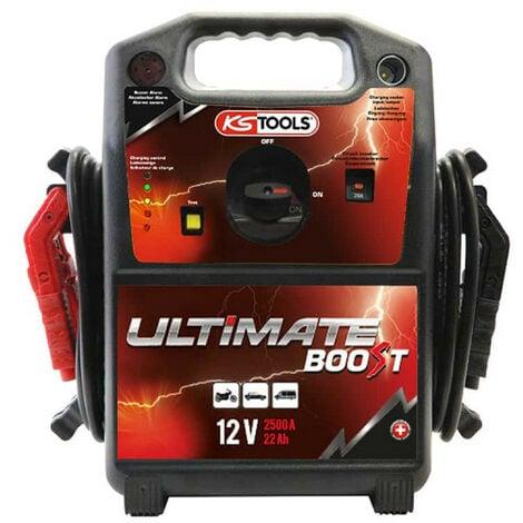 Booster à batterie KS TOOLS Ultimate Boost - 12V - 2500A - 550.1810