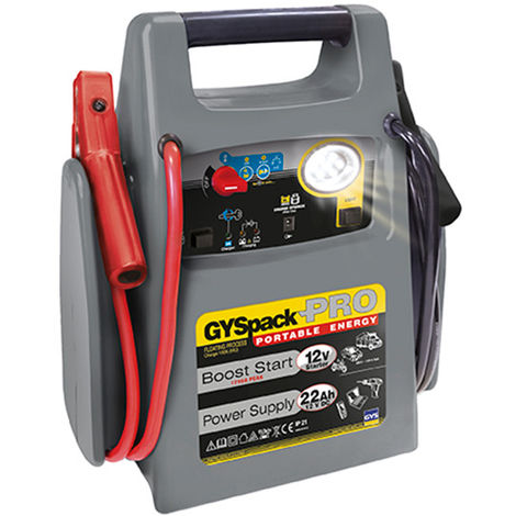 Booster Car GYS GYSPACK PRO