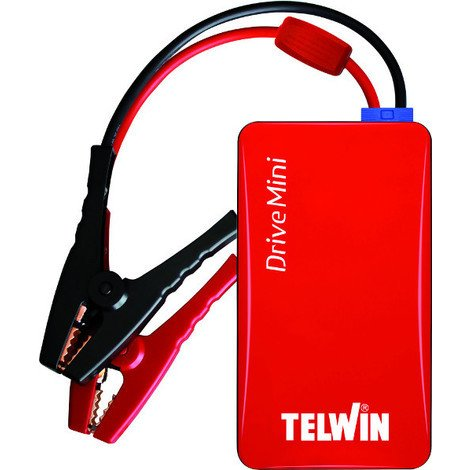 BOOSTER DRIVE MINI MULTIFONCTIONS CHARGEUR ELECTRONIQUE- 12V Telwin -S04544