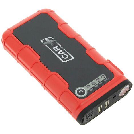 Booster et chargeur batterie lithium 12000 mAh 12V-10A Carplus