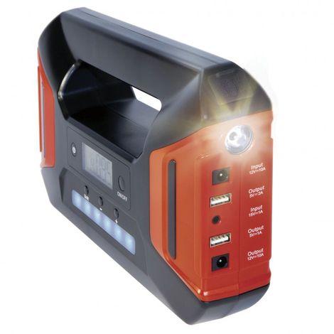 Booster lithium NOMAD POWER 30 COMPRESSOR Powerbank gys 027503