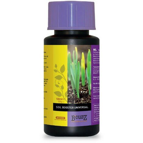 Booster Universel Terre 100ml - Atami B'Cuzz