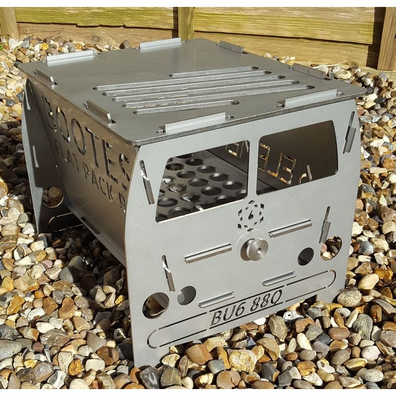 Image of 6 Elements - Bootes Flat Pack BBQ