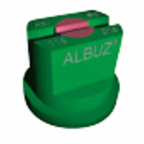 Boquilla Albuz AXI 110° Verde
