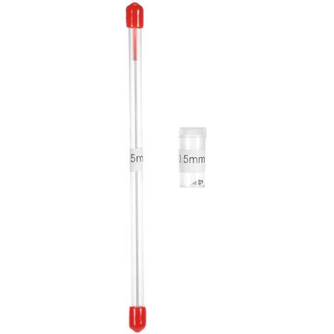 Boquilla de aerografo de 0,5 mm y reemplazo de aguja