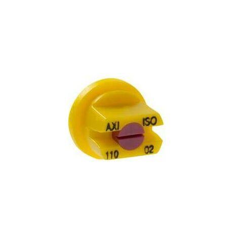 Boquilla de albúmina AXI 110° Amarillo