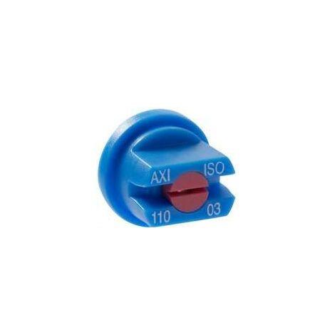 Boquilla de albúmina AXI 110° Azul