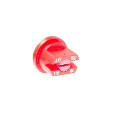 Boquilla de albúmina AXI 110° Roja