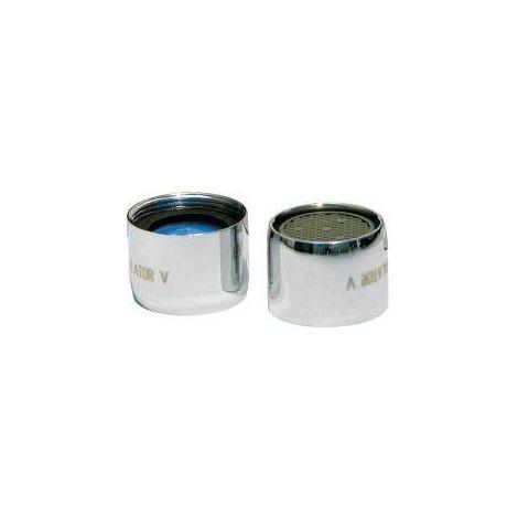 Boquilla mezcladora Perlator m. protección de cal M22, 2-er