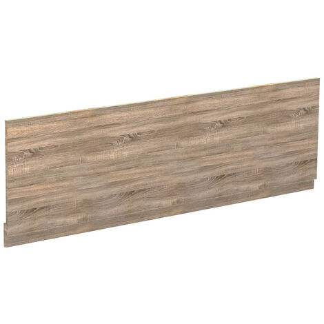 Bordalino Oak 1700mm Bath Front Panel