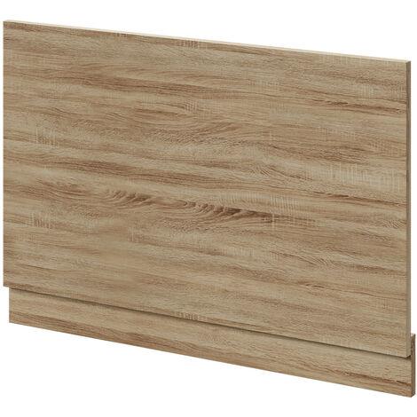 Bordalino Oak 800mm Bath End Panel