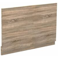 Bordalino Oak 800mm Bath End Panel