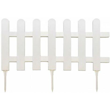 Bordura Jardin 40X79Cm Nortene Pvc Bl Farm Border 2017012
