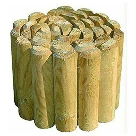 Bordura legno 200x30h cm