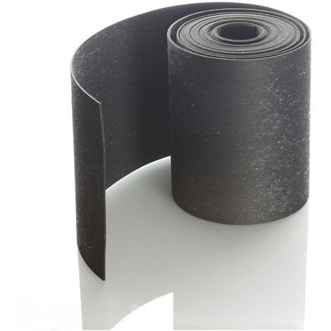 Bordure caoutchouc recyclé Gazon 5mx13cm