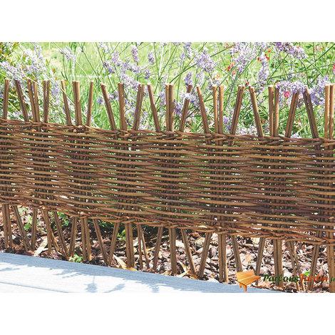 Bordure de jardin à planter en bois freeborder - CE2007106