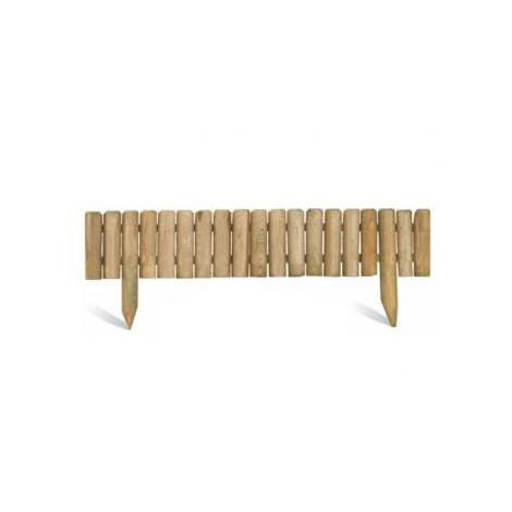 Bordure de jardin en bois à planter Quebec M - BU0214557