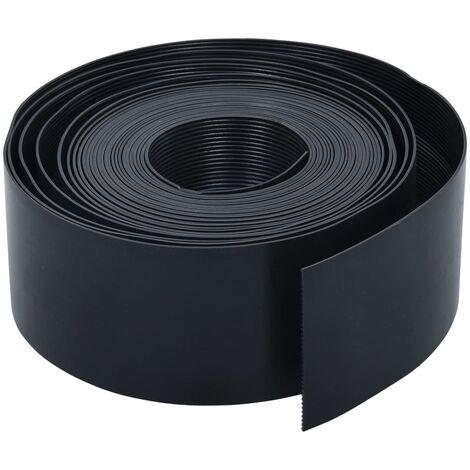 """main image of """"Bordure de jardin Noir 10 m 10 cm PE"""""""