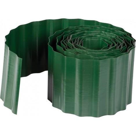 Bordure de pelouse 15cmx9m, vert CircumPro