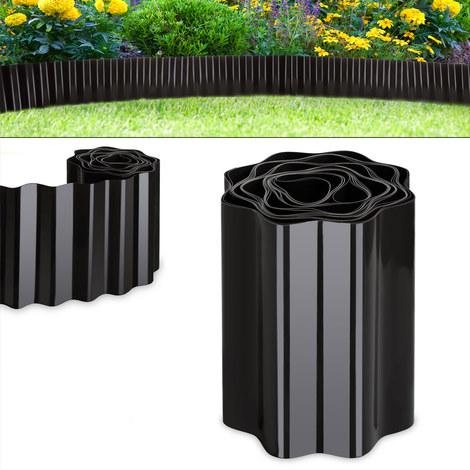 Bordure délimitation séparation jardin pelouse plate-bande 9m x 20 ...
