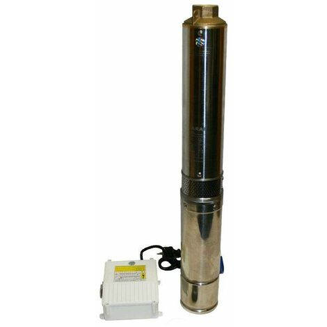 BOREHOLE WELL PUMP STAINLESS STEEL - Choose model