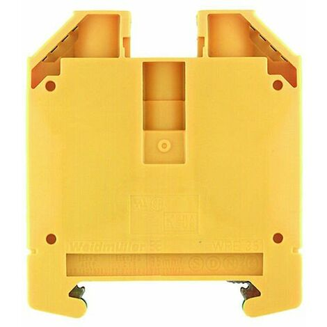 Sujetacables 140x3,6mm amarillo 100 unid.