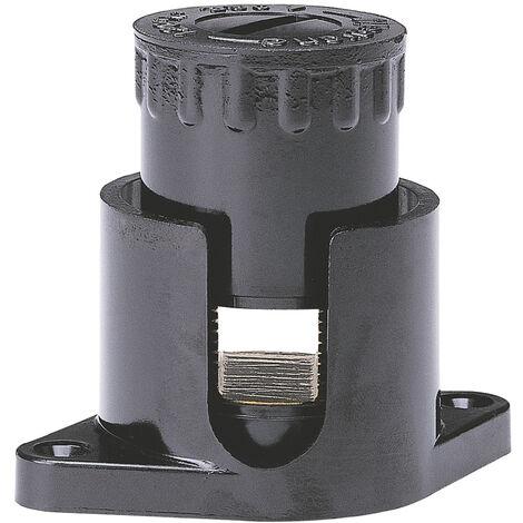 Borne anti-cisaillante - écrou 6 pans - avec pattes - 2x50 mm²