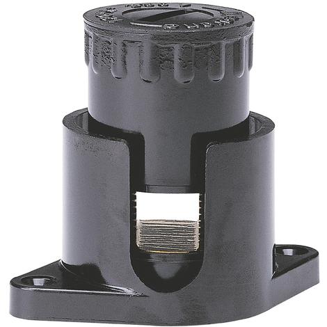 Borne anti-cisaillante - écrou 6 pans - avec pattes - 2x70 mm²