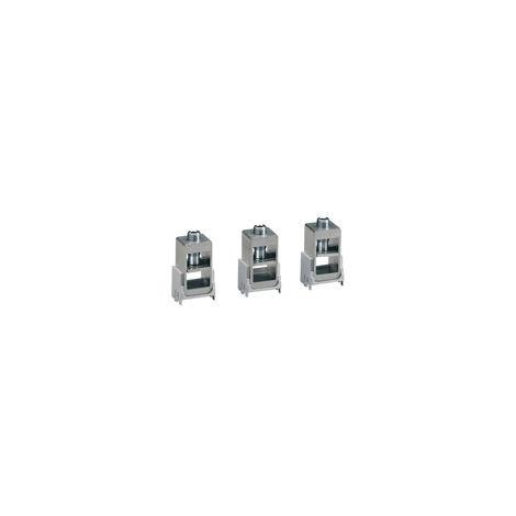 Borne de raccordement (3) DPX³ 250 - pour câble Cu/Al souple ou rigide