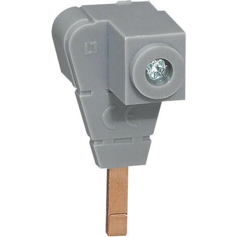 """main image of """"Borne de raccordement pour produit borne à vis pour alimentation par peigne traditionnel section 6mm2 à 35mm2 (404906)"""""""