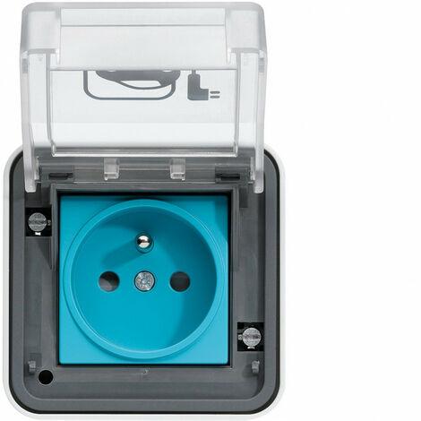 Borne de recharge véhicule électrique Witty IP55 saillie (XEV080)