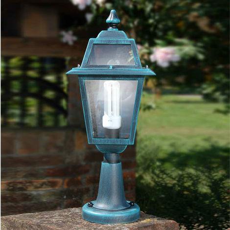 Borne pour éclairage extérieur cm 0 Liberti Design IG-4606-MPC