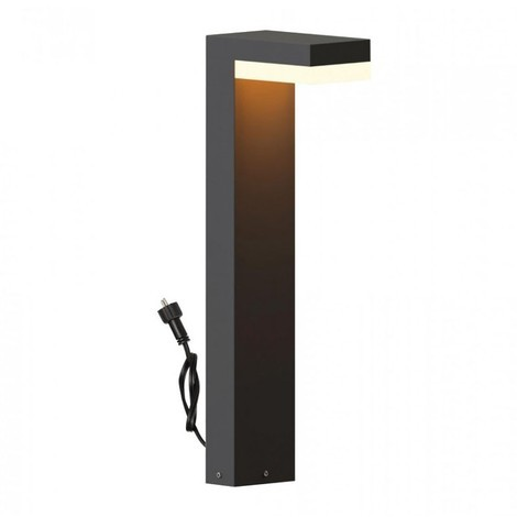 Borne Vénus 32 LED SMD 10W 12V   blanc-neutre-4000k - noir