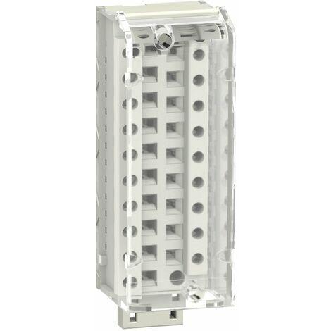 Bornier de raccordement à vis débrochable 20 contacts - BMXFTB2000