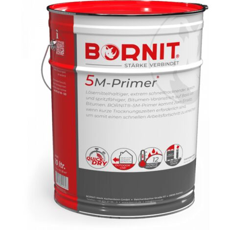 BORNIT® - 5M-Primer schnelltrocknend & loesemittelhaltig