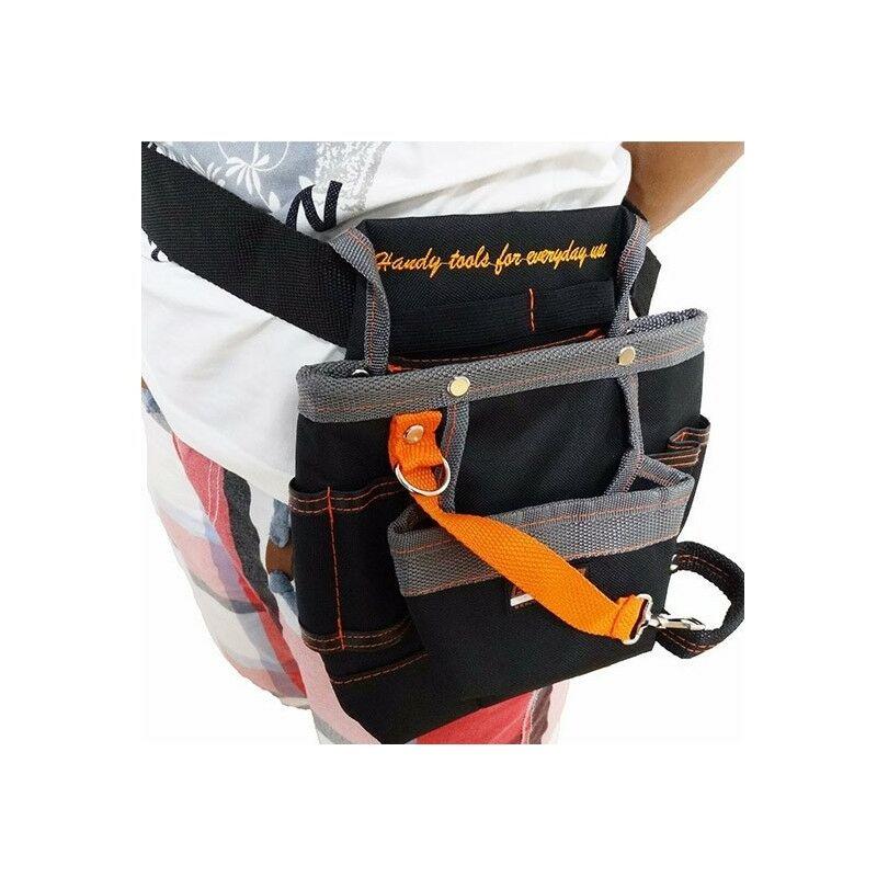 Borsa marsupio cintura porta attrezzi da lavoro utensili
