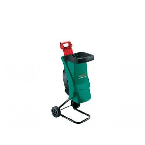 Bosch 0600853500 Bio trituradora AXT Rapid 2000 Ideal para materiales verdes y blandos 2000W 80kg/h Ramas hasta 3,5cm