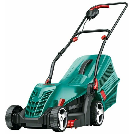 Bosch 06008A6172 Green Rotak 34R Electric Rotary Lawn Mower 240V