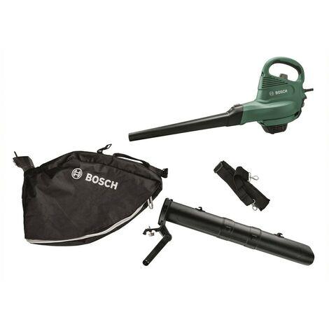 Bosch 06008B1000 Aspirador soplador de hojas UniversalGarden Tidy EU 1800W caudal 165-285km/h