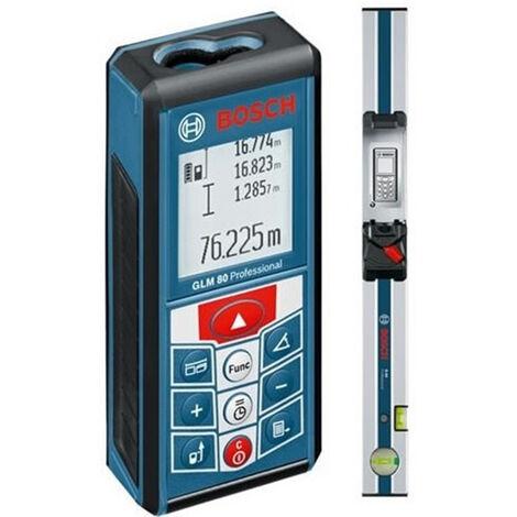 """main image of """"Bosch 0601072301 - Télémètre laser GLM 80"""""""