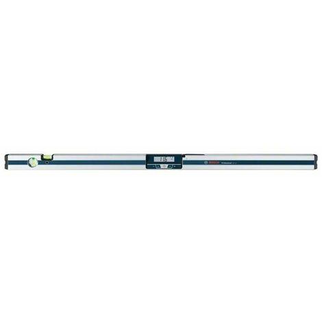 Bosch 0601076800 Inclinómetro digital GIM 120 Professional Medición 4x90°. Gran precisión Longitud 1200mm