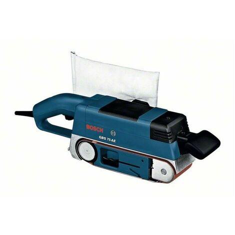 Bosch 0601274703 Lijadora banda GBS 75 AE Set Professional 750W 533mm longitud banda 200-330m/min Control electrónico